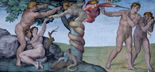 adam_and_eve_sistine_chapel 500px