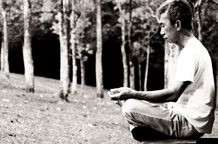 SRIA meditation Photo: Kah Wai Sin
