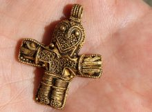 SRIA Viking Crucifix