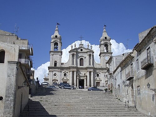 Palma di Montechiaro Convent