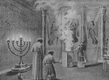 SRIA - Shekinah Glory in the Tabernacle